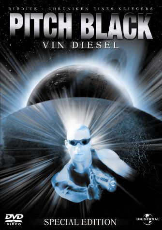 Pitch Black - Riddick: Chroniken eines Kriegers [Pitch Black] - DVD
