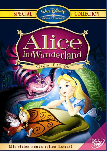 alice im wunderland 1951 alice in wonderland dvd. Black Bedroom Furniture Sets. Home Design Ideas