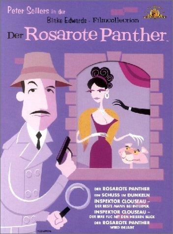 der rosarote panther 1963