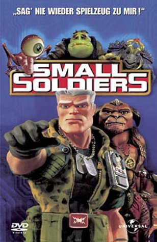 Small Soldiers (1998) - Universal cartoons