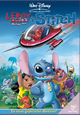 DVD Leroy & Stitch
