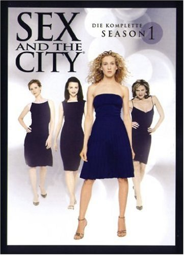 Sex And The City The Complete Season 1 DVD.