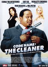 Cover: Codename The Cleaner German.2007.DVDRiP.XviD-SYH