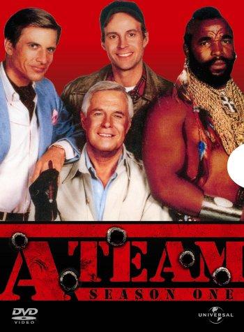 A-Team - Season One (Episodes 1-2) [The A-Team] - DVD ...