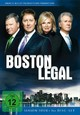 DVD Boston Legal - Season Four (Episodes 17-20)