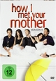 DVD How I Met Your Mother - Season Four (Episodes 1-8)