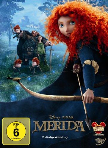Merida - Legende der Highlands [Brave] - DVD Verleih