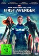 The Return of the First Avenger [Blu-ray Disc]