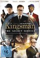 Kingsman - The Secret Service [Blu-ray Disc]
