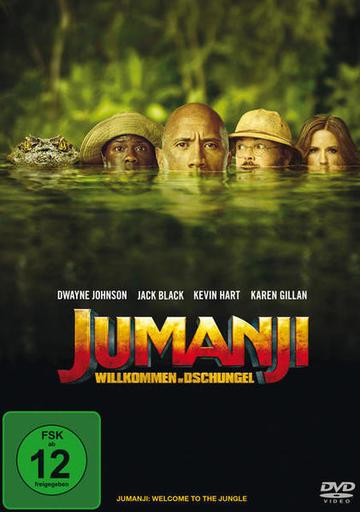 Jumanji 2 Bewertung
