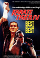 DVD Karate Tiger IV - Best of the Best