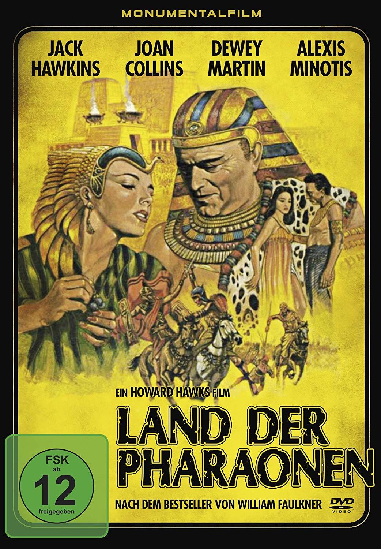 Land der Pharaonen [Land of the Pharaohs] - DVD Verleih